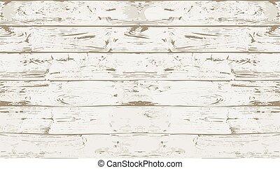 licht, witte , hout, seamless, textuur