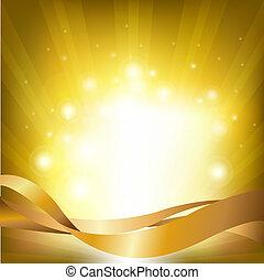 lichten, achtergronden, zonnestraal