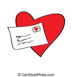 liefde brief