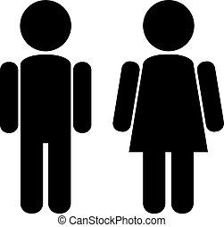 mannelijke , vrouwlijk