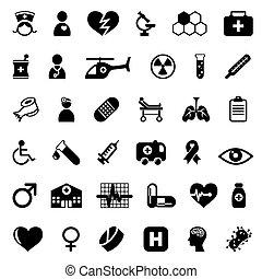 medische pictogrammen