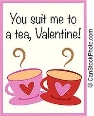 mij, thee, u, kostuum, valentijn