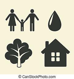 milieubescherming, iconen