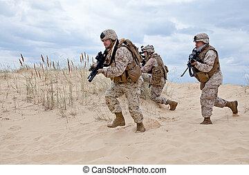 militair, operatie
