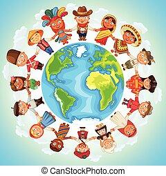 multicultureel, karakter