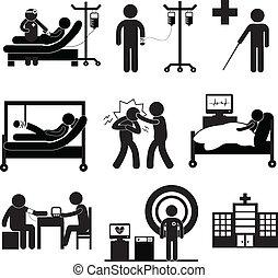 onderzoek, medisch, ziekenhuis