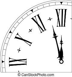 oud, clock04