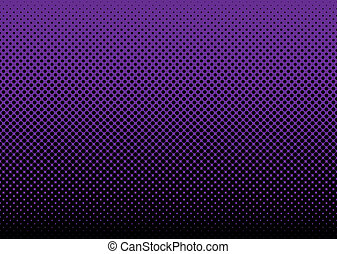 paarse , abstract, achtergrond, halftone