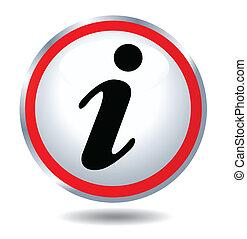 pictogram, informatie