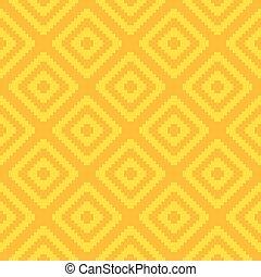 plein, kleurrijke, model, -, seamless, textiel, helder, vector, achtergrond, design.