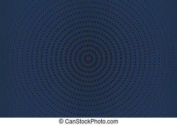 punt, donker blauw, baclground, model