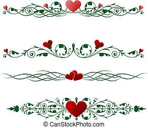 randjes, valentijn