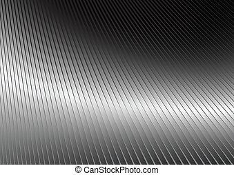 reflecterend, zilver, oppervlakte