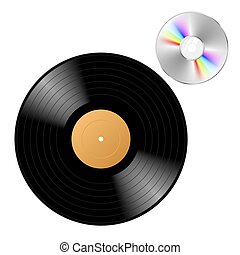 registreren, vinyl, cd