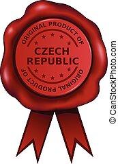 republiek, product, tsjech