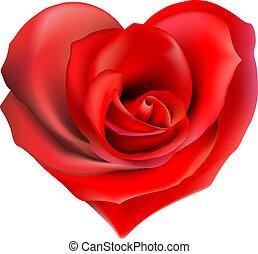 roos, hart