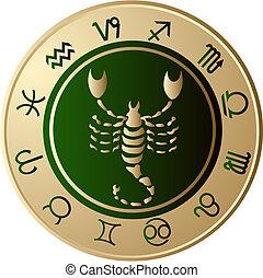 schorpioen, horoscoop