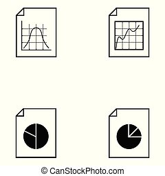 set, tabel, pictogram