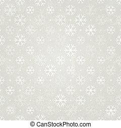 snowflakes., model, seamless