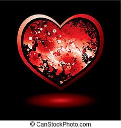 spalt, bloed, valentijn