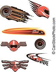 symbolen, autosport, motorsport