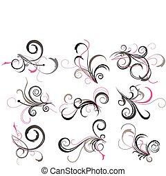 tatoeëren, abstract