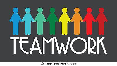 teamwork, kaart