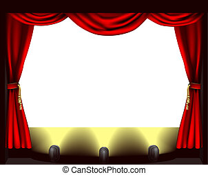 theater, toneel