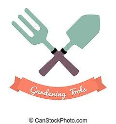 tool., tuinieren