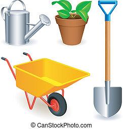 tools., tuin