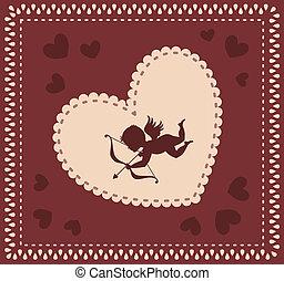 valentijn, dag, achtergrond