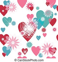 valentijn, model, seamless
