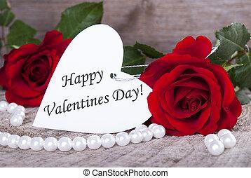 valentines dag, achtergrond, vrolijke