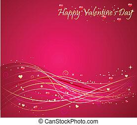 valentine's dag, achtergrond, wav