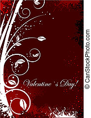 valentine`s dag, kaart, groet