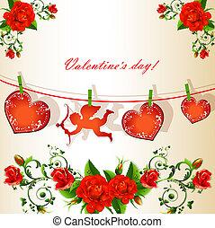 valentine`s dag