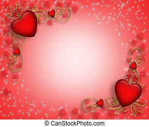 valentines, grens, dag