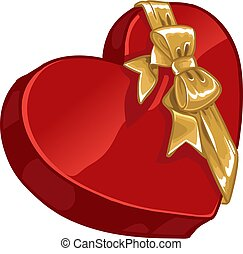valentine`s, versuikeren, dag, cadeau