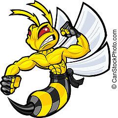 vecht, hornet