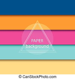 vector, abstract, papier, achtergrond, viooltje, sheets.