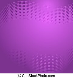 viooltje, achtergrond, halftone