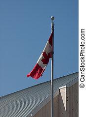vlag, canadees