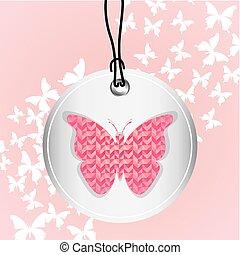 vlinder, mooi