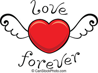 voor altijd, liefde
