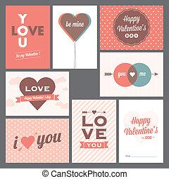 vrolijke , het schoffelen, valentines, ca, dag