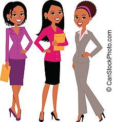 vrouwen, groep