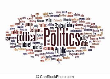 wolk, politiek, tekst