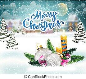 zalige kerst, uitnodiging