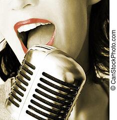 zinger, retro