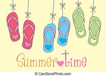 zomertijd